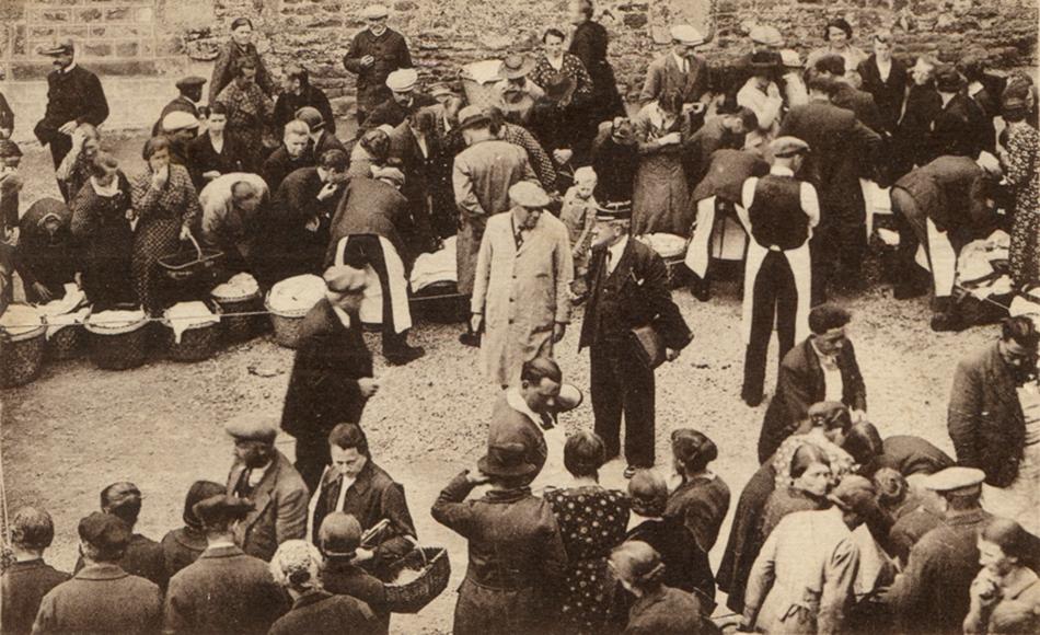 Le Marché au Beurre, Tessy-sur-Vire