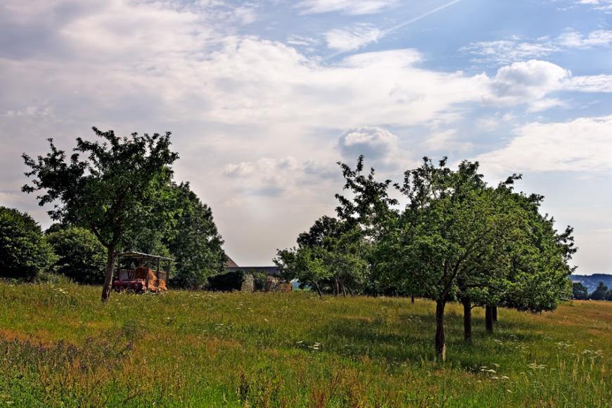 La Masure, sur la Commune de Fourneaux
